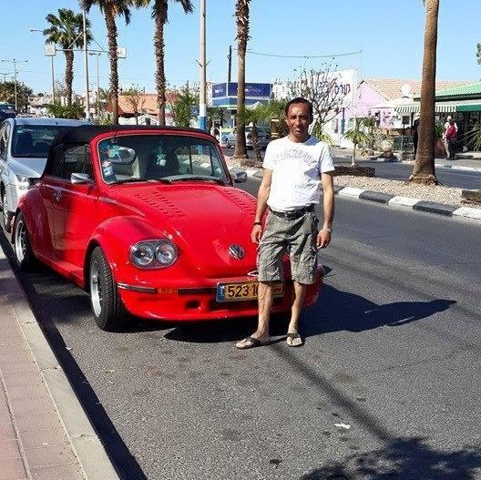 Seby Baculescu, 36, Eilat, Israel