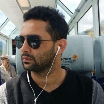 Sameer Khandwani, 32, Mumbai, India