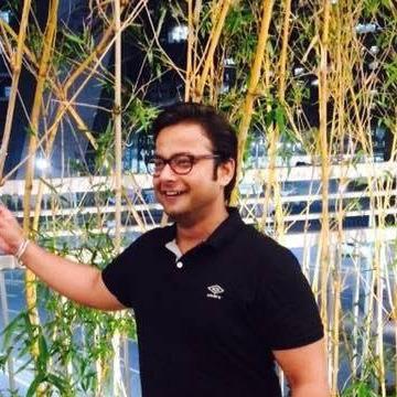 Nikhil Khandelwal, 33, Gurgaon, India