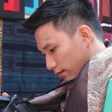 Mr.Kim, 30, Hanoi, Vietnam