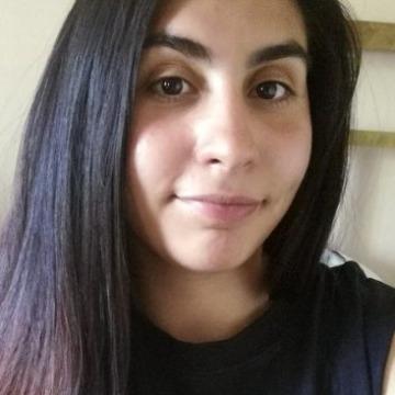 Nazareth Celdran, 26, Mercedes, Argentina