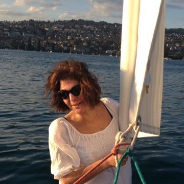 Libia Brunet Saborit, 56, Lausanne, Switzerland
