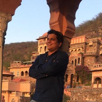 Pankaj, 33, Jaipur, India