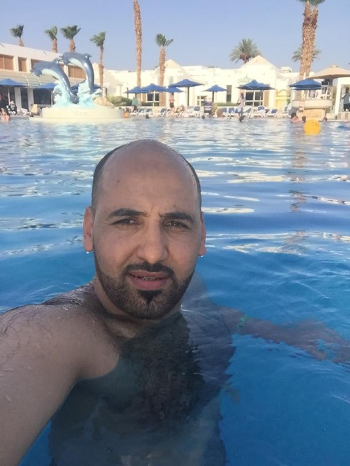 Ahmed Taha, 33, Dubai, United Arab Emirates