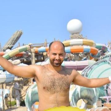 Ahmed Taha, 33, Dubai, United Arab Emirates