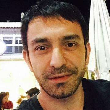 Ferhat, 34, Istanbul, Turkey