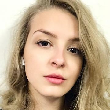 Аня Гусева, 23, Moscow, Russian Federation