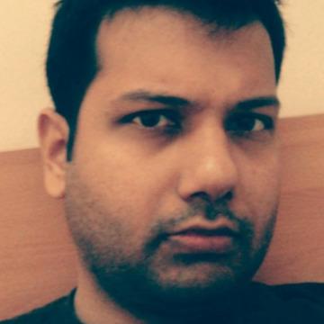Mukesh Bhojwani, 34, Doha, Qatar