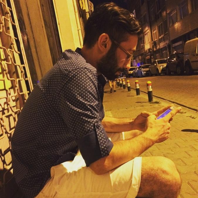 Aret, 30, Istanbul, Turkey