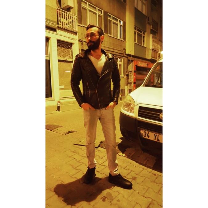 Aret, 31, Istanbul, Turkey