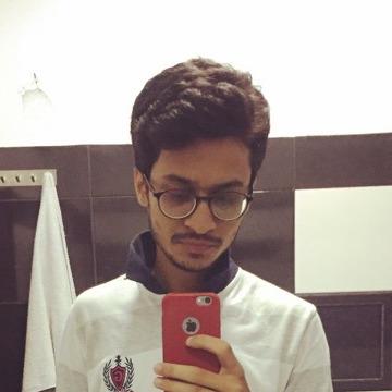 Mohsin, 21, Karachi, Pakistan