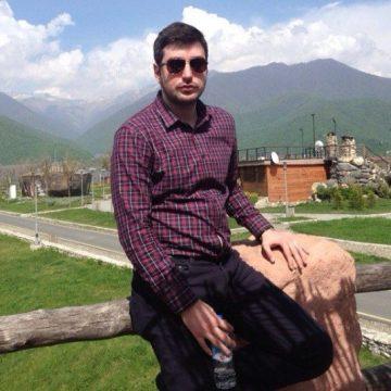 David Charkhalashvili, 30, Tbilisi, Georgia