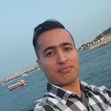 Imranullah Mohammadkhil, 18, Istanbul, Turkey