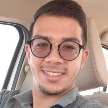Mohamed Trigui, 28, Doha, Qatar