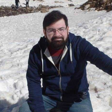 Adnan Ahmed, 32, Lahore, Pakistan