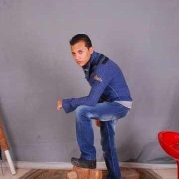 Ramy Pirzo, 28, Hurghada, Egypt