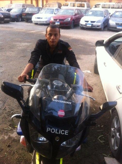 Ramy Pirzo, 29, Hurghada, Egypt