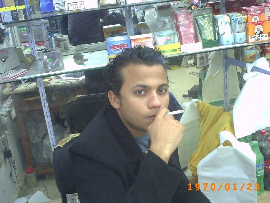 Ramy Pirzo, 27, Hurghada, Egypt