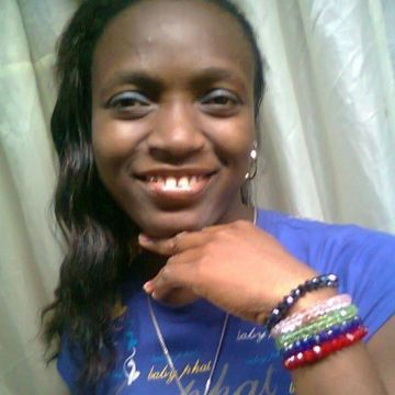 afia, 30, Dakar, Senegal