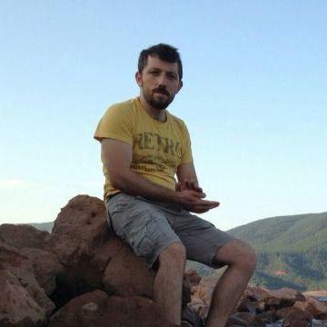 Salih, 31, Istanbul, Turkey