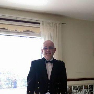 John Gibb, 55, Dundee, United Kingdom