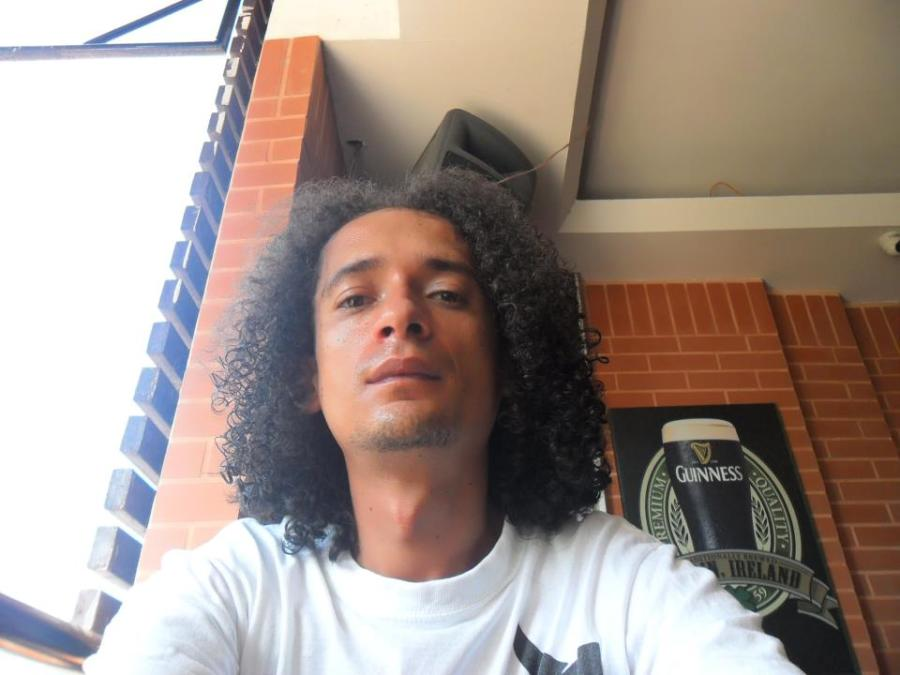 William Esteban Mendez, 39, Pitalito, Colombia