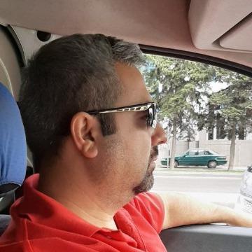 Elmar Agabeyli, 40, Baku, Azerbaijan