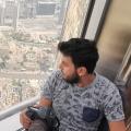 Adnan Qutishat, 25, Istanbul, Turkey
