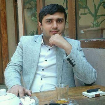 Behruz Ehmedov, 31, Baku, Azerbaijan