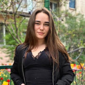 Natalia, 22, Istanbul, Turkey