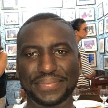 Madikroma, 31, Miami, United States
