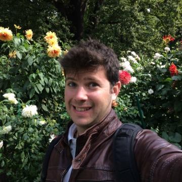 Ben-Ami Jacob, 34, Tel Aviv, Israel