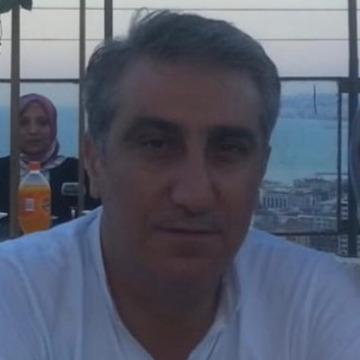 Miran Tekin, 45, Istanbul, Turkey