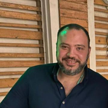 Ehab El Khatib, 38, Cairo, Egypt