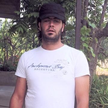 Ali Harmoush, 38, Tripoli, Lebanon