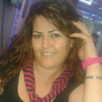 Manel Mdallel, 38, Tunis, Tunisia