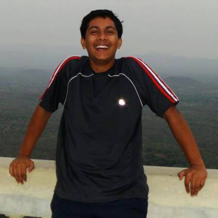 Aditya Malpani, 26, Chennai, India