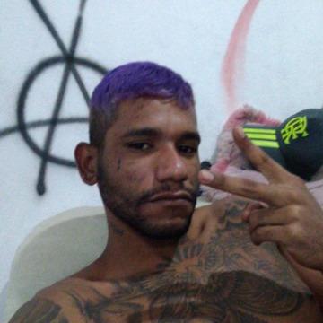 Fernando Souza, 26, Contagem, Brazil