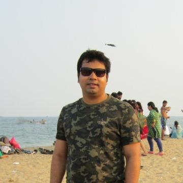 Sapan Mohanty, 36, Bangalore, India