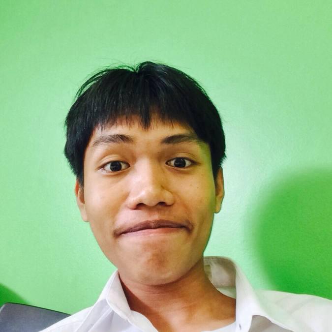 Tanawut Wongboot, 24, Bangkok, Thailand