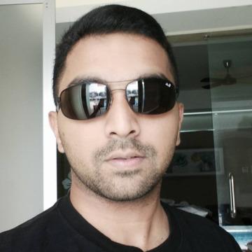 Ashvin Thomas, 32, Kuala Lumpur, Malaysia
