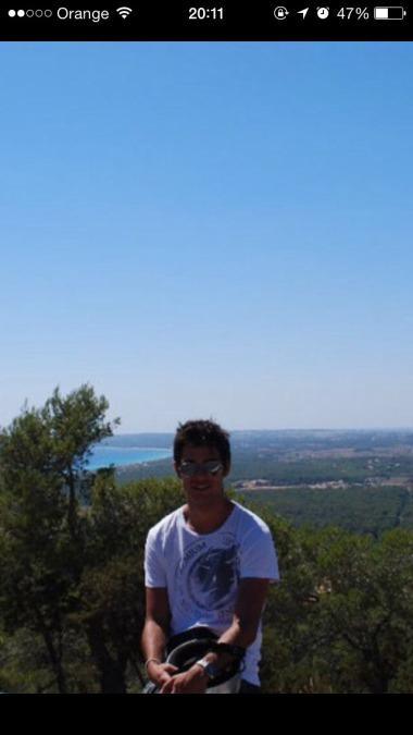 Arnau Orgaz Casanovas, 31, Barcelona, Spain