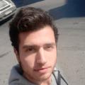 Bashar Serraj, 24, Izmir, Turkey