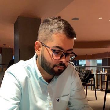 Abdulrahman Buhijji, 25, Madinat Hamad, Bahrain