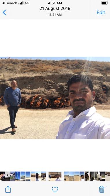 Ravi, 31, Kurnool, India