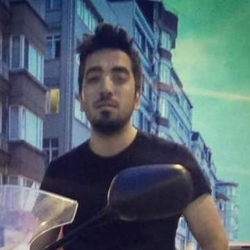 Arman Tuysuz, 32, Istanbul, Turkey