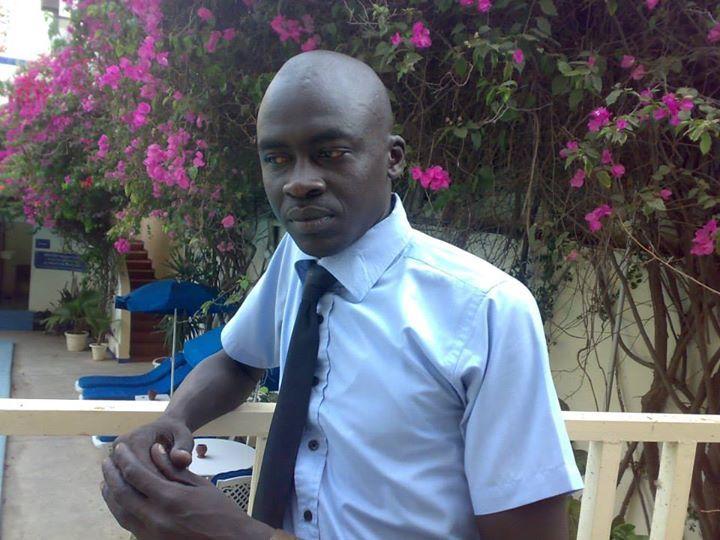 ousseynou diop, 43, Dakar, Senegal