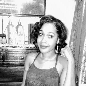Shannie Boo, 28, Kingston, Jamaica