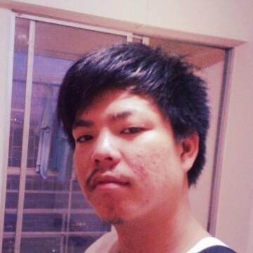 Kunakorn Choosuk, 24, Bangkok, Thailand