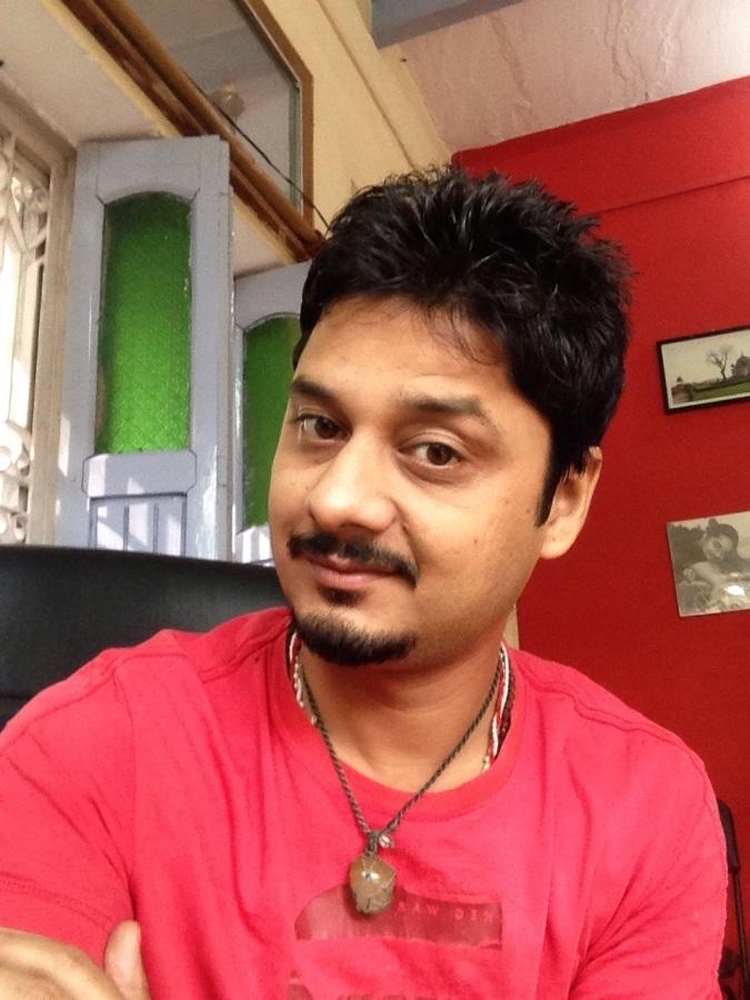 Yash Chaturvedi, 37, Varanasi, India
